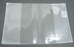 Popular PVC Transparent Book Cover