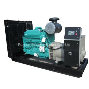 450kVA 360kw Electric Power Generator with Cummins Kta19-G3 Diesel Engine pictures & photos