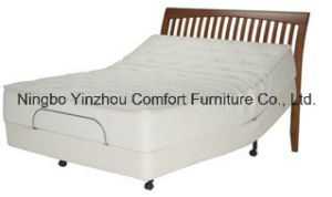 Home Furniture Electric Adjustable Beds (Amercian Style) (massage option) pictures & photos