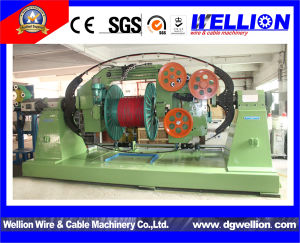 Wire Cable Copper Double Single Twist Wire Buncher Bunching Stranding Twisting Laying up Cabling Machine pictures & photos