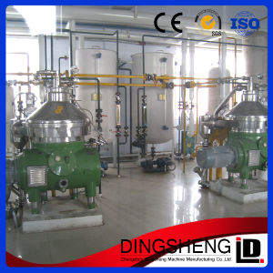 Manufacturing for Small Scale Crude Sunflower Oil Refining Equipment pictures & photos