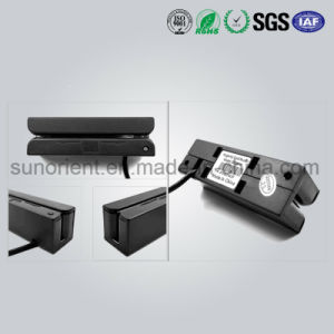 3 Tracks Hico and Loco Magnetic Strip Card Reader pictures & photos