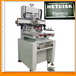 Screen Print Machine for Name Plate Printing