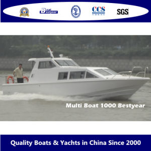 Bestyear Multi Boat By1000-Fishing for Passengers or Party pictures & photos