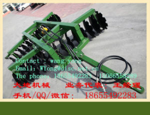Heavy Duty off-Set Disc Harrow Farm Power Tiller Machine pictures & photos