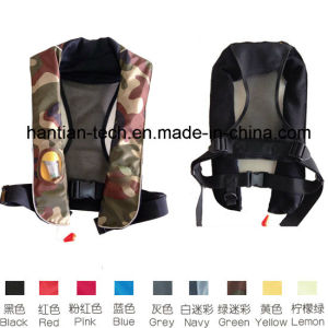 Solas CE Inflatable Safety Clothes for Personal Protective (HT227) pictures & photos