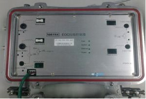 Eoc Master Intellon 6400 Solution Mixs Data Signal and CATV Signal pictures & photos