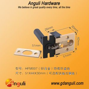 Fashionable Good Using Hotel Family Door Bolt Safety Guard pictures & photos