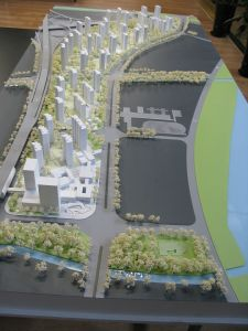 Physical Model, Proposal Model, Maquette Model Making (JW-243) pictures & photos