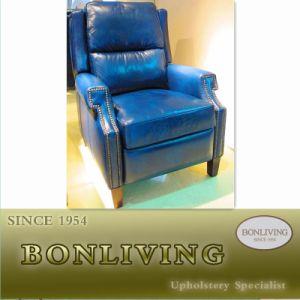 Genuine Leather Recliner (QJ-1) pictures & photos