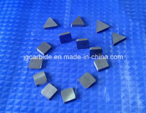 Carbide Brazed Tips for Cutting Tools pictures & photos