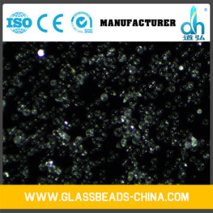 Good Chemical Stability Round Sandblast Glass Bead pictures & photos