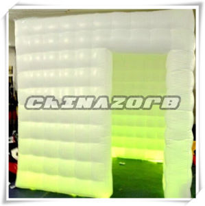 Changeable LED Lights Inflatable Photo Booth Tent for Trade Show pictures & photos