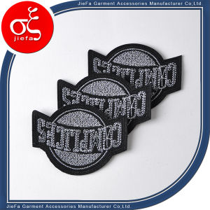 Custom Embroidery Badge for Sew on Clothing pictures & photos