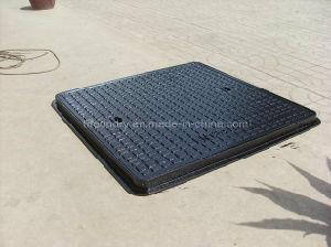 En124 Ductile Iron Manhole Cover (850X850mm) (DN600) pictures & photos