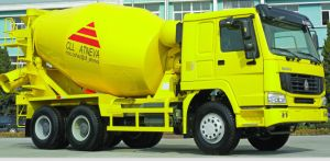 Sinotruk HOWO Concrete Mixer Truck 3axle pictures & photos