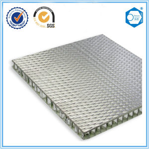 Aluminum Honeycomb Core Sandwich Panel for Wall Partition pictures & photos