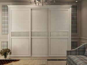 Modern Wardrobe Closet with Sliding Doors pictures & photos