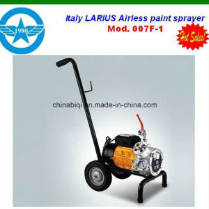 Italy Larius High Pressure Airless Paint Sprayer Diaphragm Pump Big Power 0.75kw 2.8L/Min