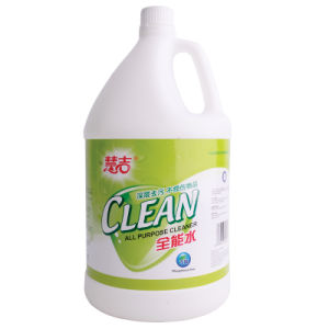 Phosphorus-Free Multi-Function All Purpose Cleaner 4L pictures & photos