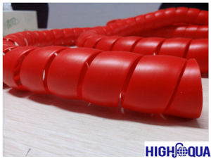 Plastic Spiral Hose Guard pictures & photos