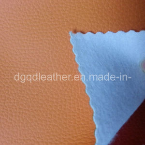 Top Sell Furniture Semi-PU Leather (QDL-FS013) pictures & photos