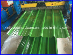 PPGI Galvanized Corrugated Steel Roofing Sheet pictures & photos