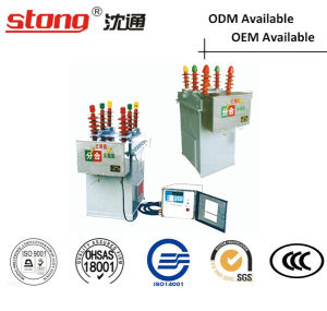 Stong Zw8-12 Type Intelligent Hv Outdoor Vacuum Circuit Breaker pictures & photos