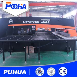 Hydraulic Steel Sheet CNC Turret Punching Machine (AMD-357) pictures & photos
