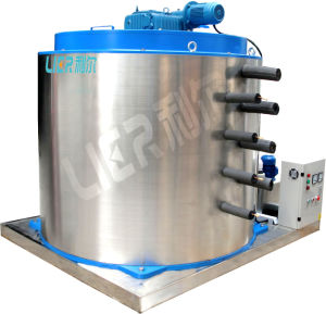 15mt Per Day Flake Ice Evaporator pictures & photos