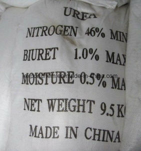 Granular Prilled Carbamide N 46% Urea Nitrogen Fertilizer pictures & photos