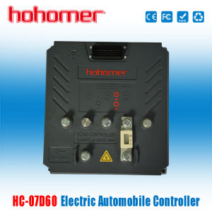 Electric Vehicle Speed Controller for AC Motors