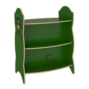 Children Furniture Wholesale Kid′s Bookshelf Cabinet Locker for Sale pictures & photos