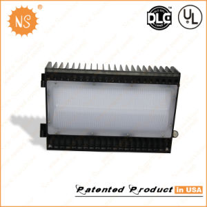 Dlc UL IP65 60W LED Wall Pack Mount Light pictures & photos