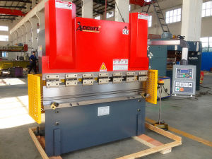 Wc67k Hydraulic CNC Press Brake Machine pictures & photos