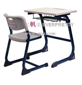 2015 Modern Classroom Furniture Classroom Table Desk and Chair SF-32F1 pictures & photos