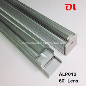 LED Aluminum Profile with 60 Degree Beam Angle (ALP012) pictures & photos