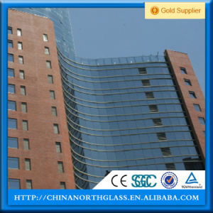 Low Energy Wasting Low Coating Insulated Glass for Curtain Wall pictures & photos