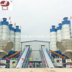 Mixing Plant Construction Equipment Belt Concrete Mixing Plant (HZS120) pictures & photos