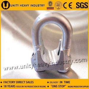 DIN 741 Galv Malleable Wire Rope Clips pictures & photos