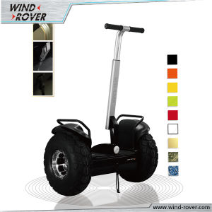 Wind Rover Latest off-Road 2 Wheel Self-Balancing Electric Scooter V5+ pictures & photos