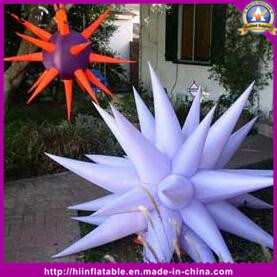 2016 Hot Selling Inflatable Star for Ceiling Decoration with LED Light