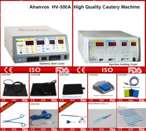 Ecnomical High Frequency Electrosurgical Unit for Ent/Pet/Plastic Surgery pictures & photos