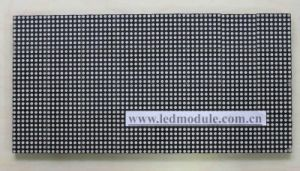 P7.62 Indoor DOT Matrix Two Color LED Module (5.0 R/G) pictures & photos