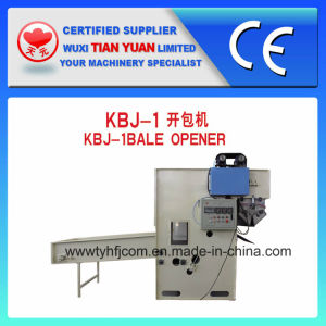 Electronic Weighing System Bale Opener pictures & photos
