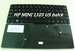 Laptop Keyboard for HP Mini 1103 110-3500 Us Layout pictures & photos