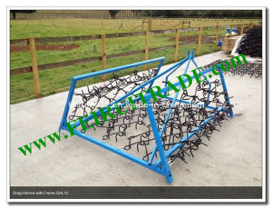 Grass Drag Harrows for Sale pictures & photos