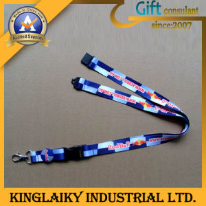 Personalized Printed Promotional Lanyard for Gift (KLD-011) pictures & photos