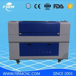 Paper Acrylic Plexiglass Rubber Cloth CO2 CNC Laser Engraving/ Cutting Machine Fmj6040 pictures & photos