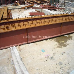 High Rise Steel Frame Building with Nice Quality pictures & photos